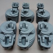 New Replica G45 Matchless Cylinder Head Castings